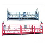 ZLP500 Ssupended Access Equipment / Gondola / Cradle / Scaffolding ഫോർ കൺസ്ട്രക്ഷൻ